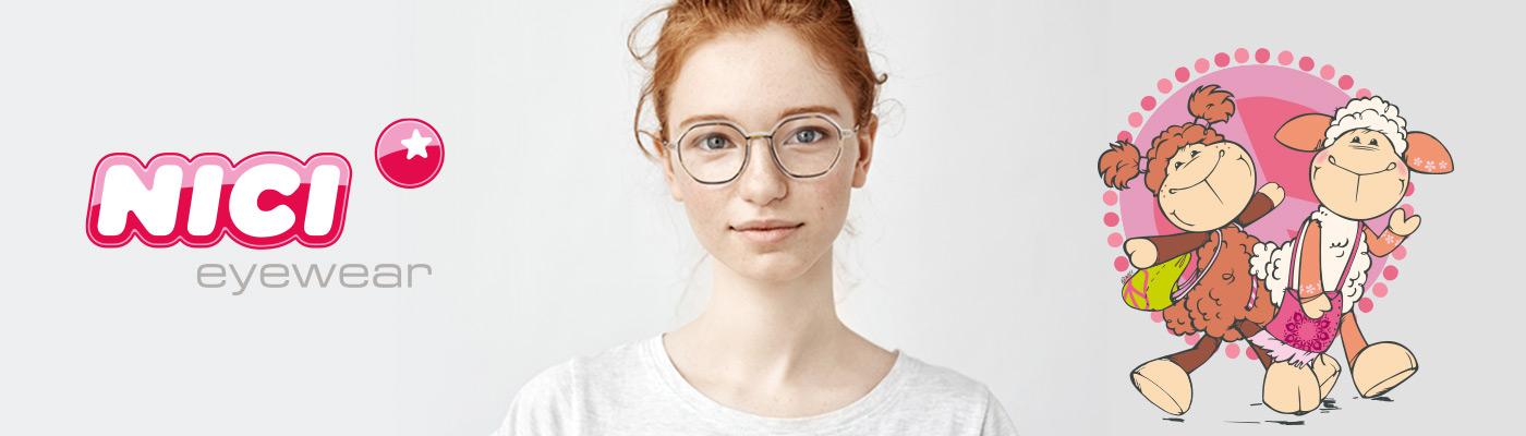 Nici Eyewear die richtigen Brillen für Teenis