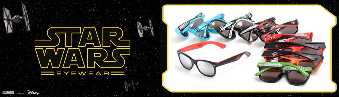 Sonnenbrillen für Kinder aus der Kollektion Star Wars