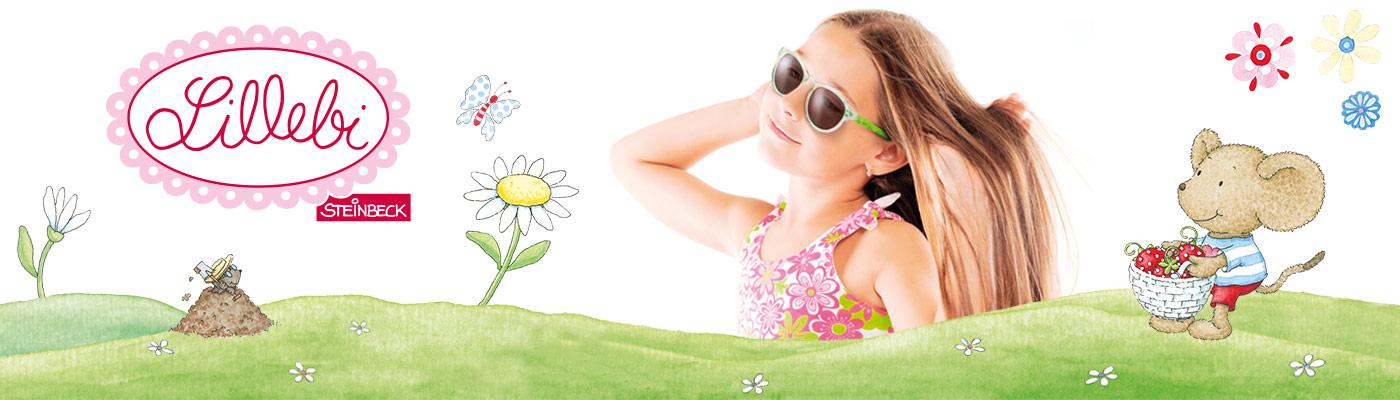 Lillebi Sonnenbrillen für kleine Mädchen