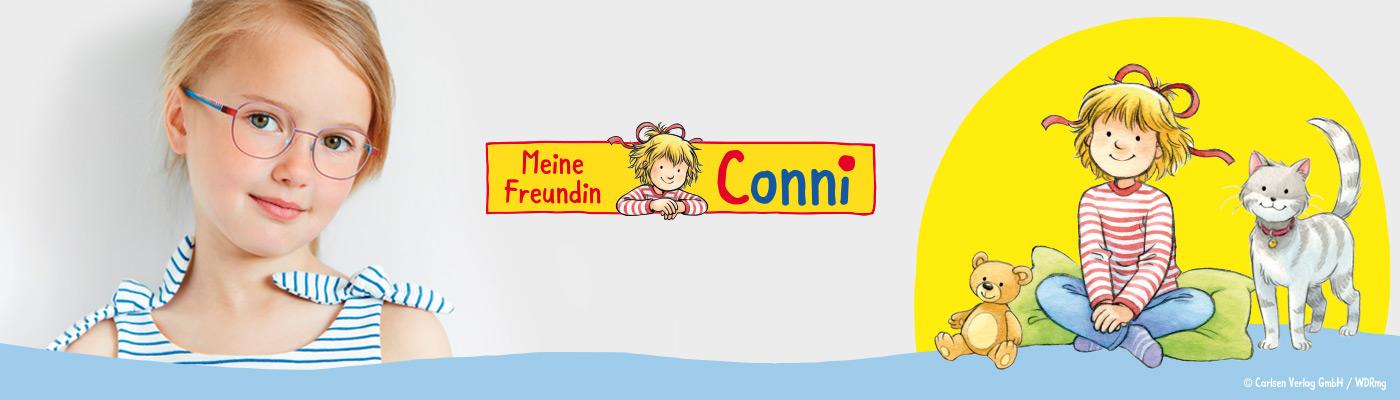 Kinderbrillen Meine Freundin Conni